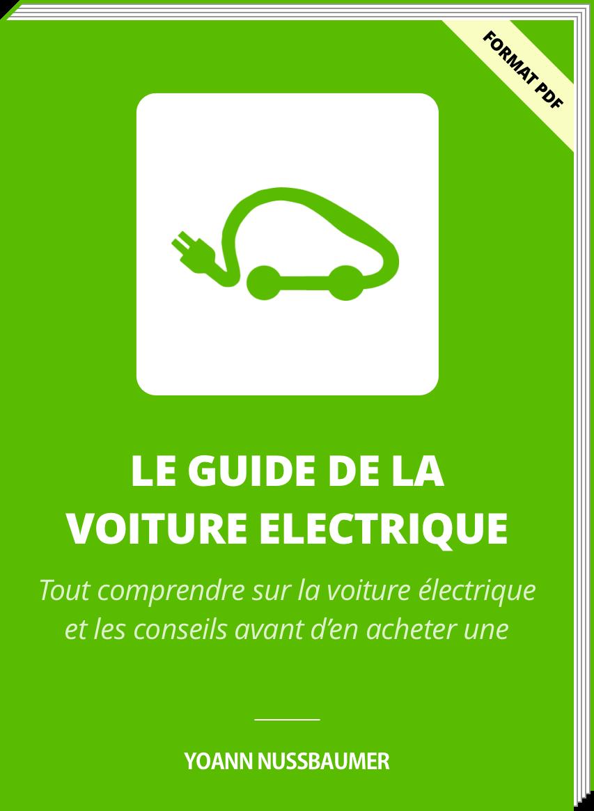 Couverture du Guide de la Voiture Electrique